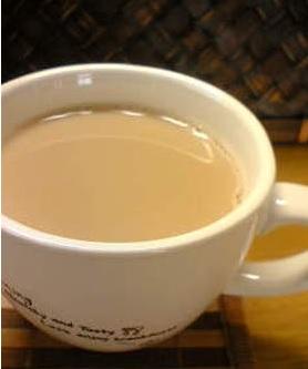 豆乳と紅茶,豆乳飲みやすい